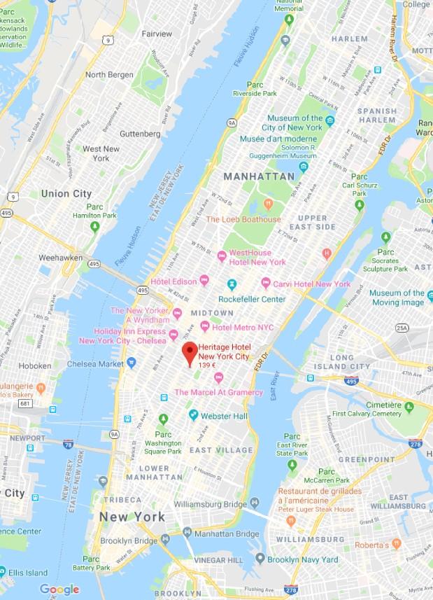 [Pré-TR] NYC & WDW Août 2020 Carte_10
