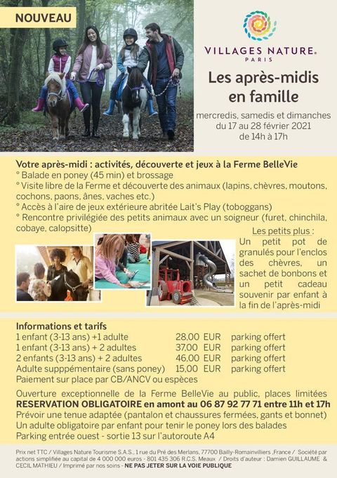 Villages Nature Paris - Le Parc en général - Page 18 Vn10
