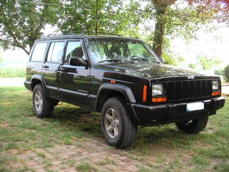 La Nera quando si lava :-) Jeep11