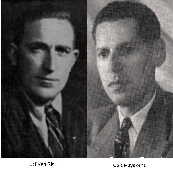 Cois Huyskens y Jef Van Riel Coisma11