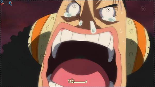 ون بيس 580 بعنوان: معركة في الوهج ! لوفي ضد التنين العملاق !   One Piece 580 13580610