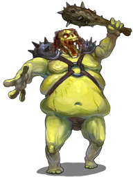 Orc Mutante M015a10