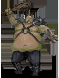 Orc Mutante M017b10