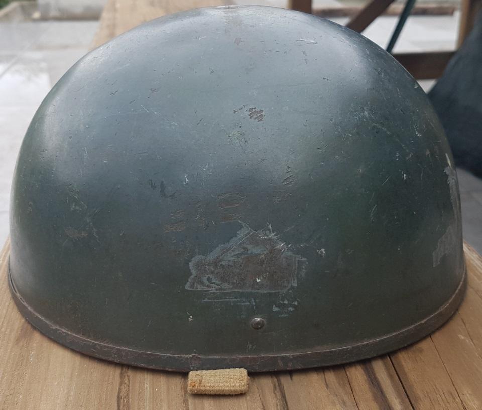 casque tankiste anglais royal armored corps 1113