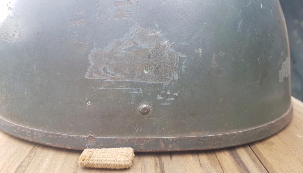 casque tankiste anglais royal armored corps 1213