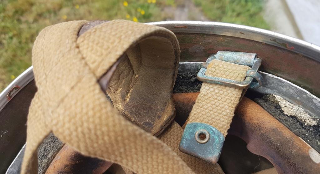 casque para anglais camouflé 1410