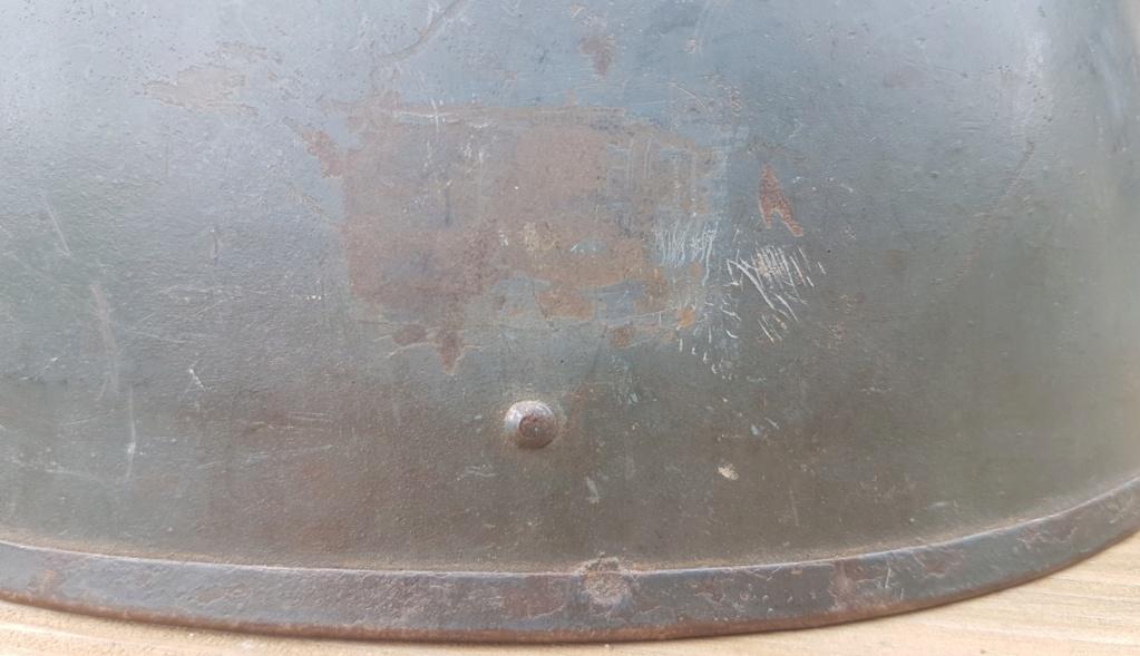 casque tankiste anglais royal armored corps 1711