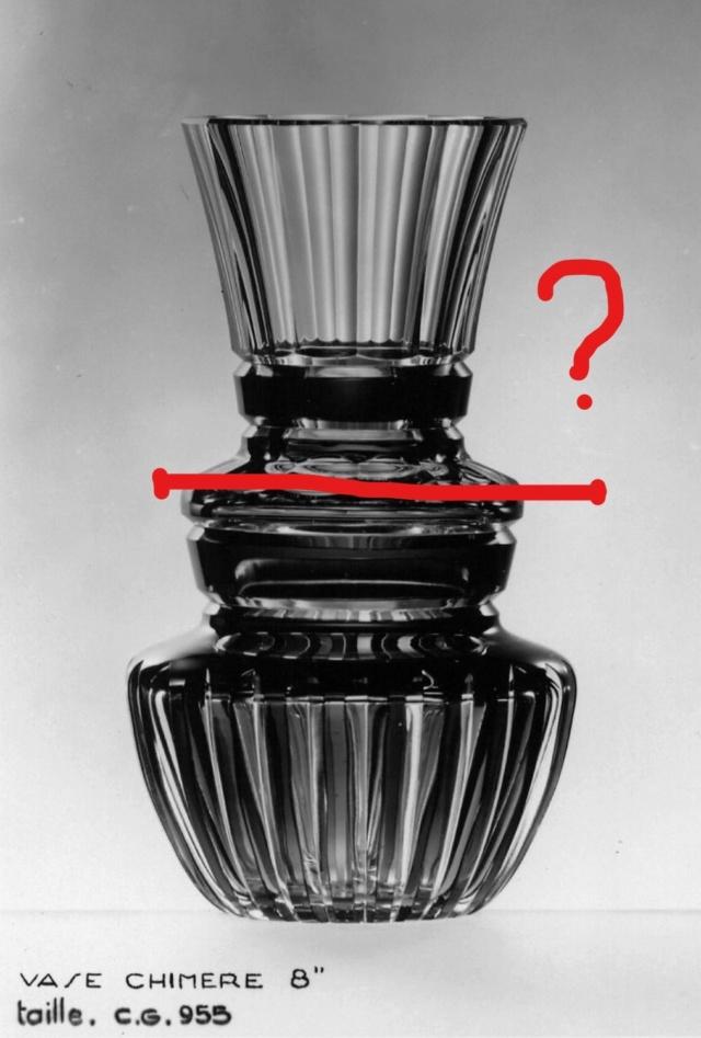 vase en cristal  overlay bleu VSL ??? Screen14