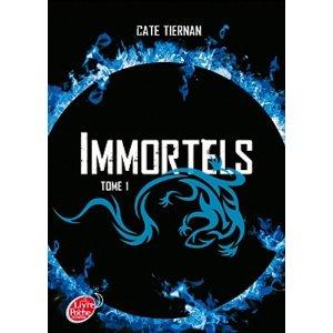 immortels de Cate Tiernan 512q2f10