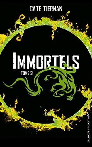 immortels de Cate Tiernan 51bhcd10