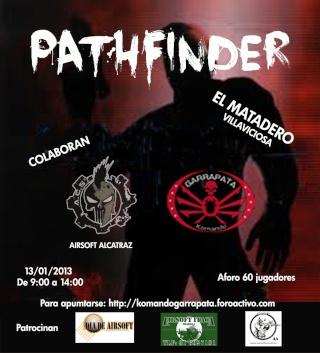 PATHFINDER (13/01/2013) El Matadero Pathfi11
