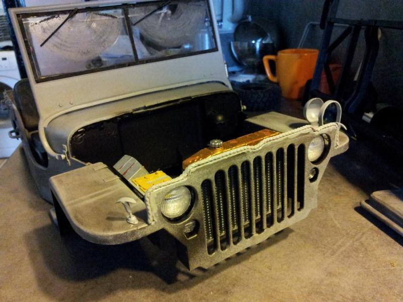 jeep willys J1810