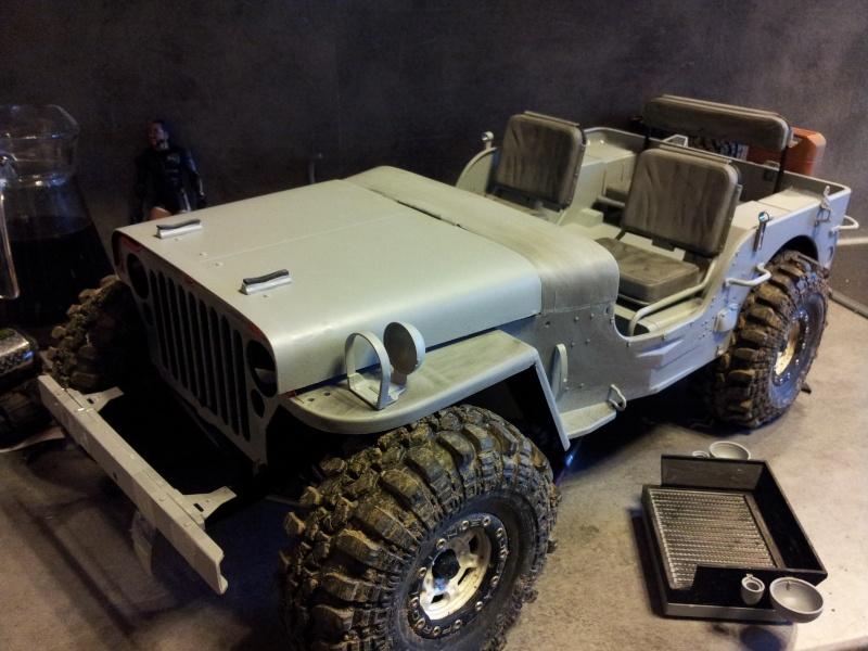 jeep willys J2010