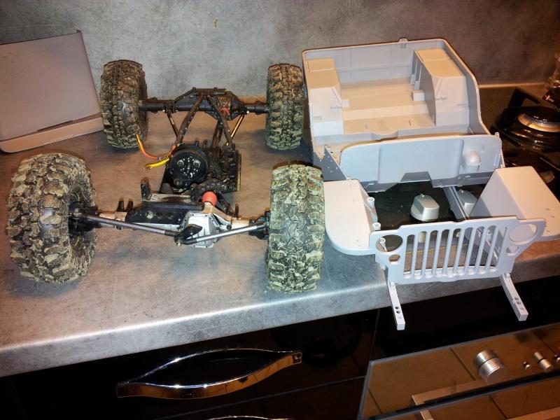 jeep willys J310