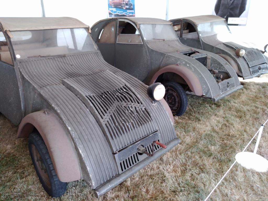 19,20 et 21 juillet Citroën à la Ferté Vidame dans le Perche Img_2195