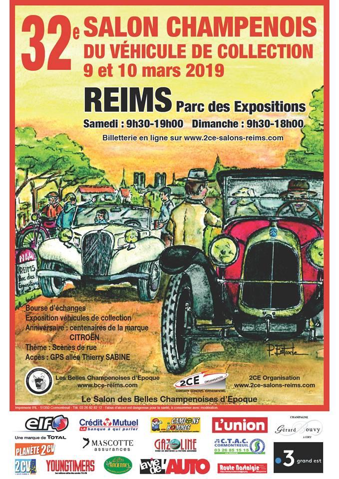 Salon de Reims les 9 et 10 mars 2019 Reims210