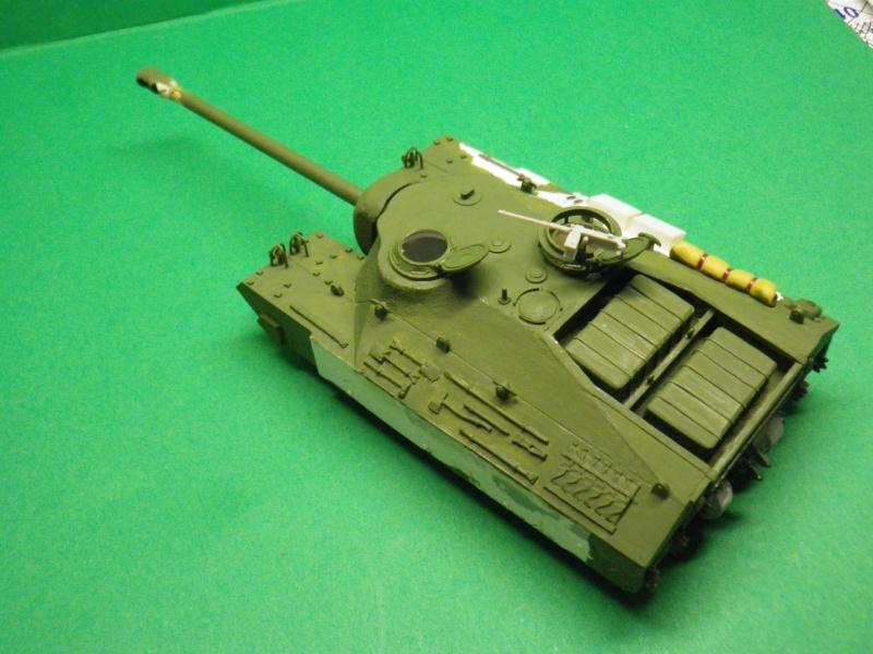 char américain super lourd T28 au 1:72 - Page 2 Imgp1111