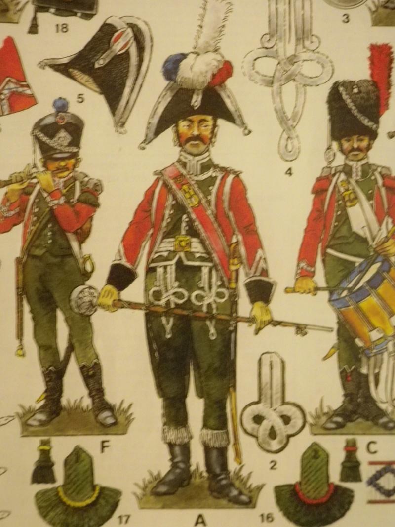 Tambour-major du 15ème léger en 1805 (1) au 1/32 Historex Imgp1114