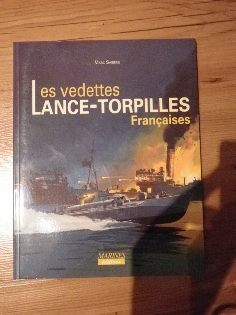 Livres Vedettes  lance torpilles Imgp1218