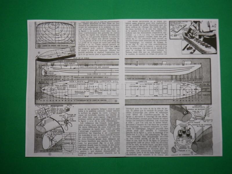 """Le """"John ericsson"""" navire à dos de baleine. Imgp1226"""