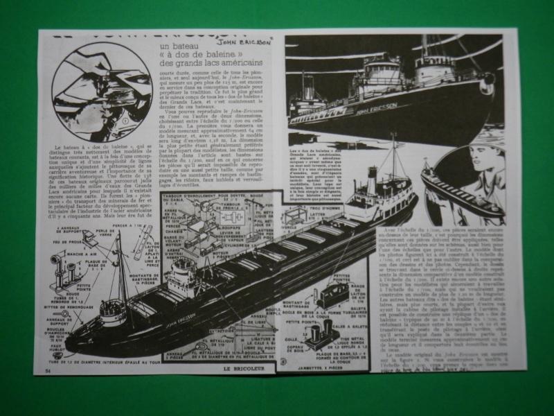"""Le """"John ericsson"""" navire à dos de baleine. Imgp1227"""