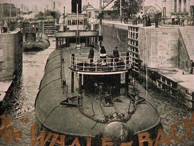 """Le """"John ericsson"""" navire à dos de baleine. - Page 2 Whaleb10"""