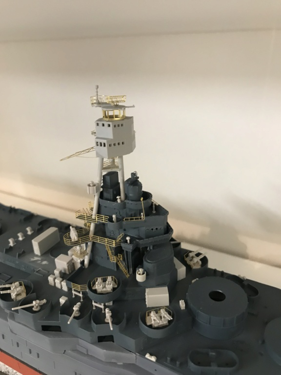 USS Texas BB-35 1:350 trumpeter up le 04/10/2018 - Page 2 27948f10