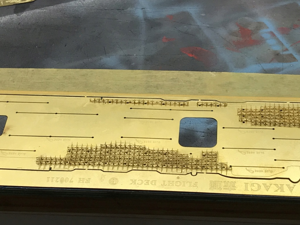 Akagi 1/700 Hasegawa kit skywal le 27/12/2018 bientôt la fin  34b39b10