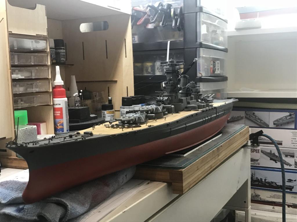 Yamato tamiya 1/350 up Fini le 15/08/2018 - Page 3 37022f10