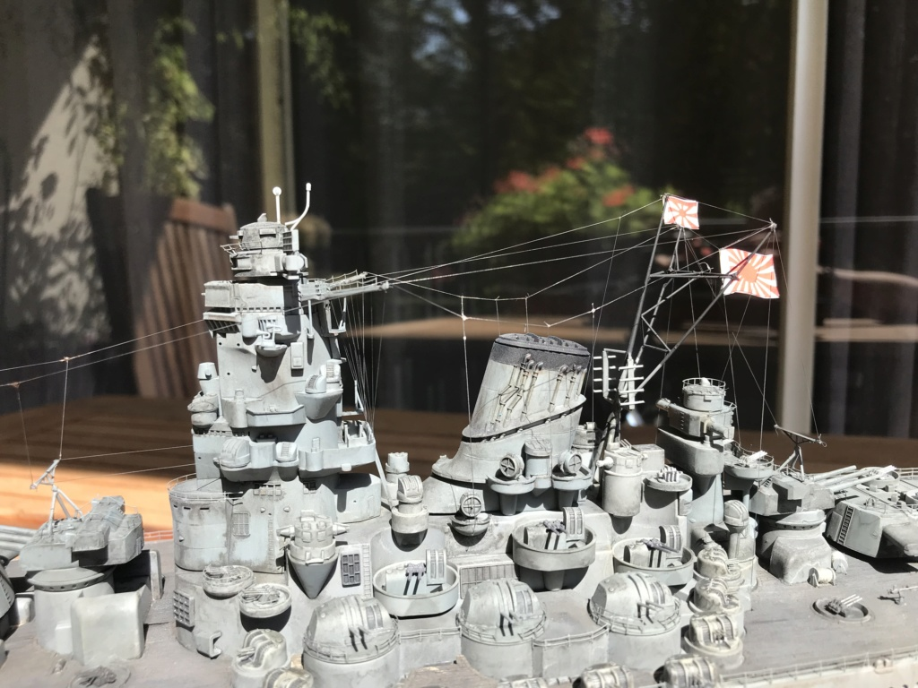 Yamato tamiya 1/350 up Fini le 15/08/2018 - Page 5 48496c10
