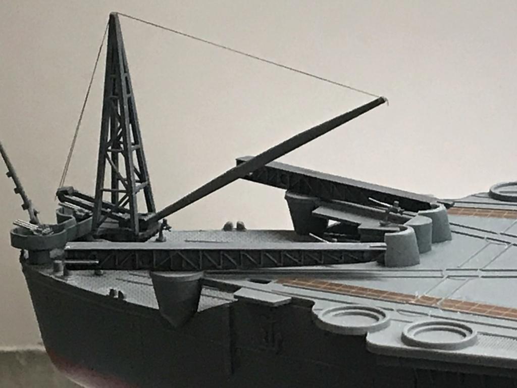Yamato tamiya 1/350 up Fini le 15/08/2018 - Page 3 5fb33510