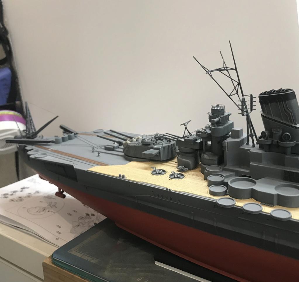Yamato tamiya 1/350 up Fini le 15/08/2018 - Page 3 C992c410