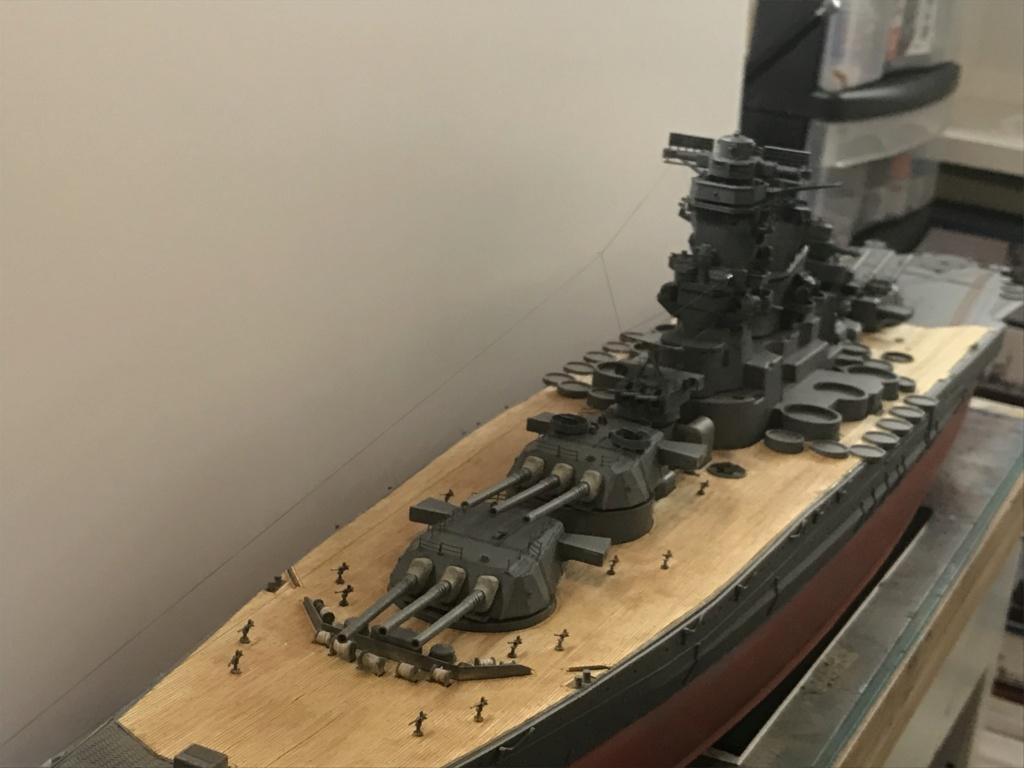 Yamato tamiya 1/350 up Fini le 15/08/2018 - Page 3 Cdbd3a10