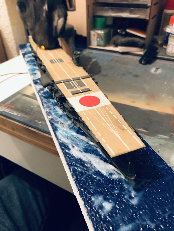 Akagi 1/700 Hasegawa kit skywal le 27/12/2018 bientôt la fin  - Page 2 Daf9c110