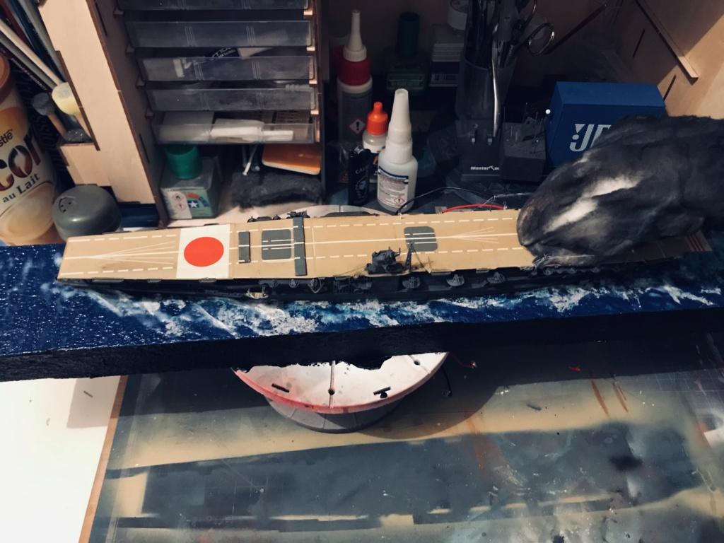 Akagi 1/700 Hasegawa kit skywal le 27/12/2018 bientôt la fin  - Page 2 E6d69210