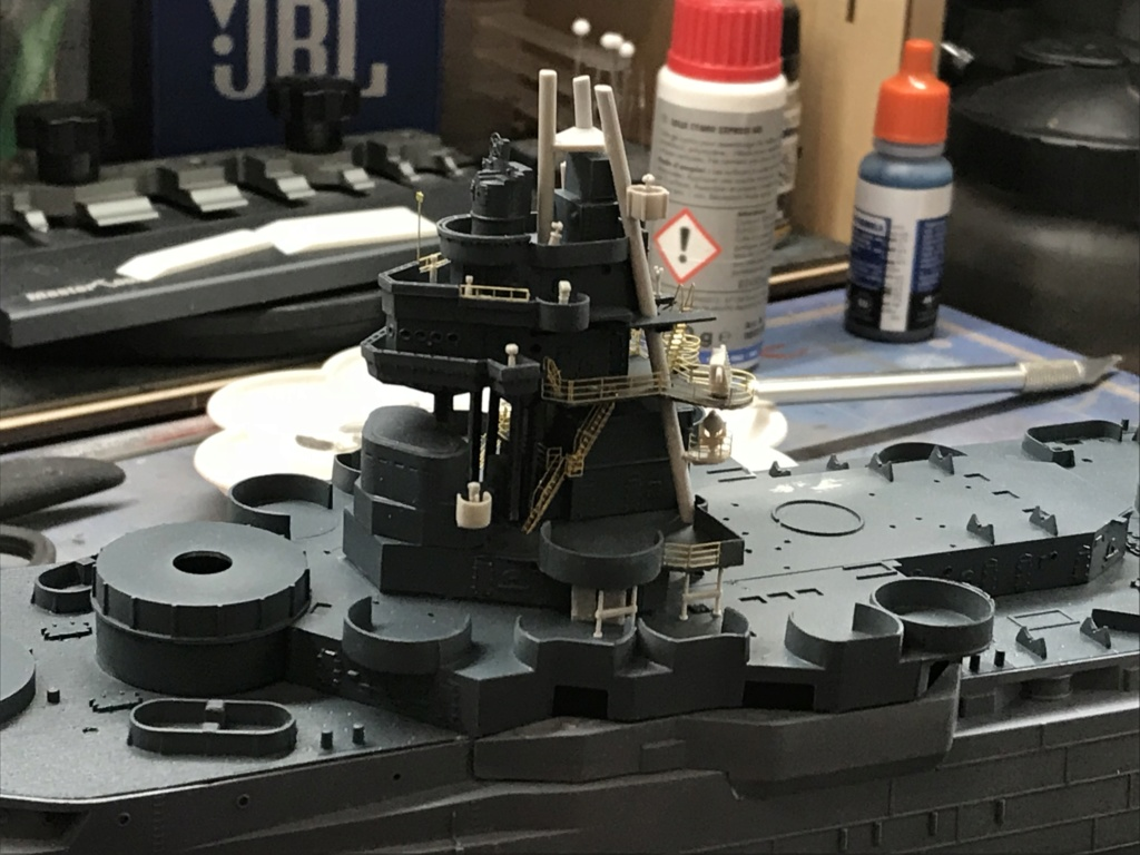 USS Texas BB-35 1:350 trumpeter up le 04/10/2018 - Page 2 Eaa17c10