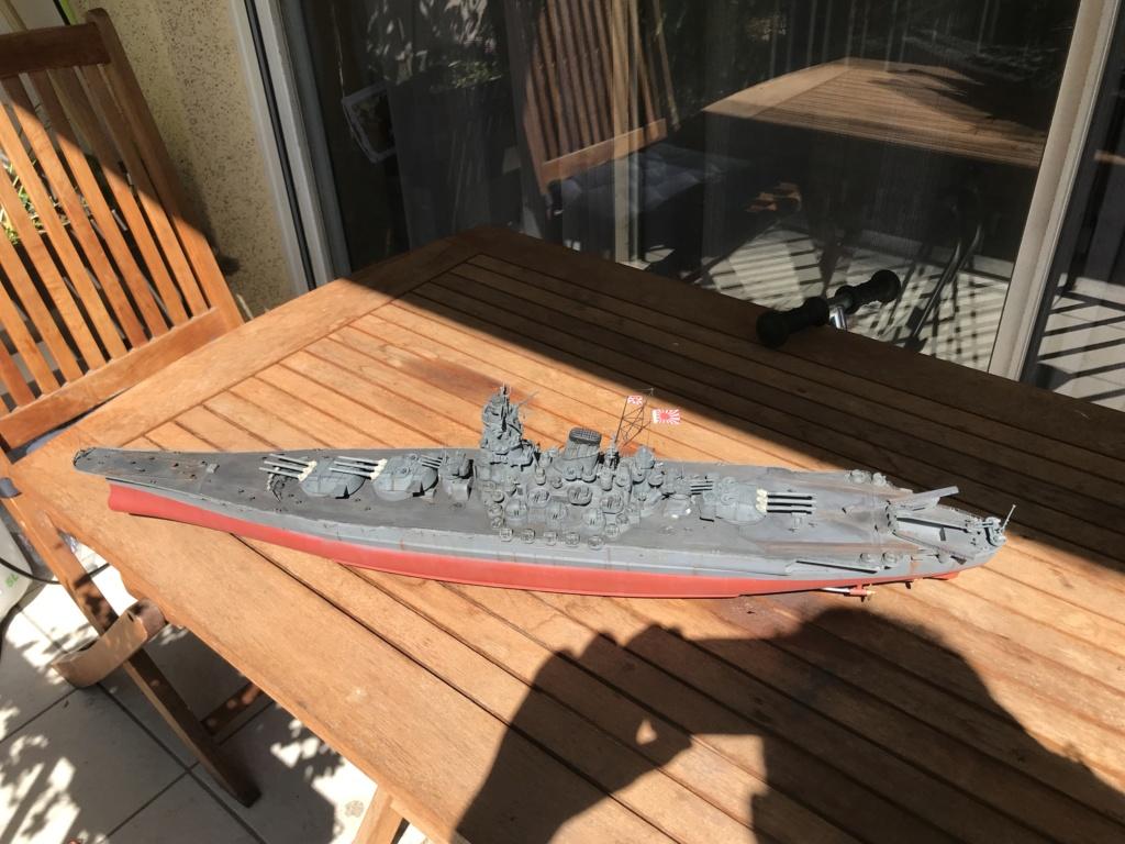 Yamato tamiya 1/350 up Fini le 15/08/2018 - Page 5 Edf39b10