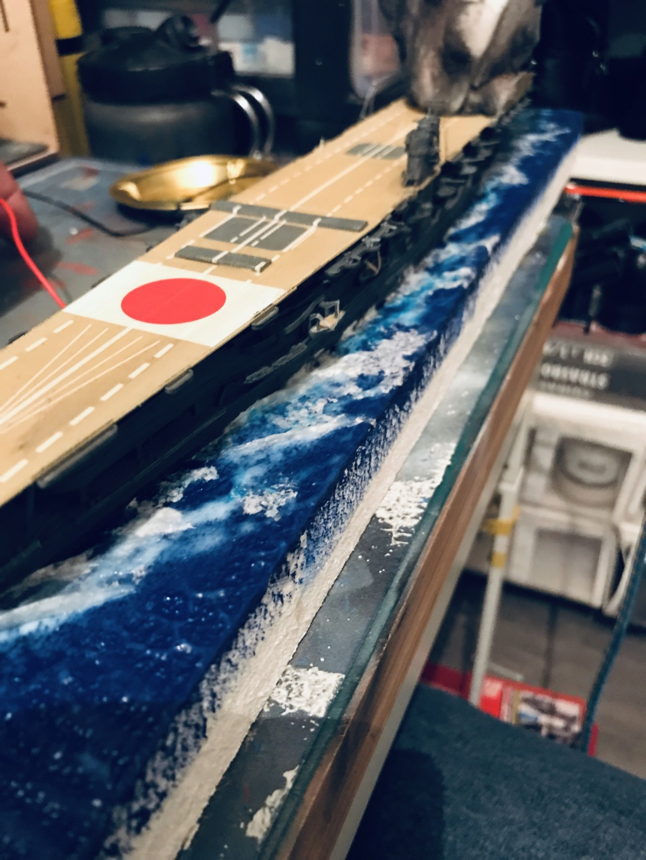 Akagi 1/700 Hasegawa kit skywal le 27/12/2018 bientôt la fin  - Page 2 F5e65110