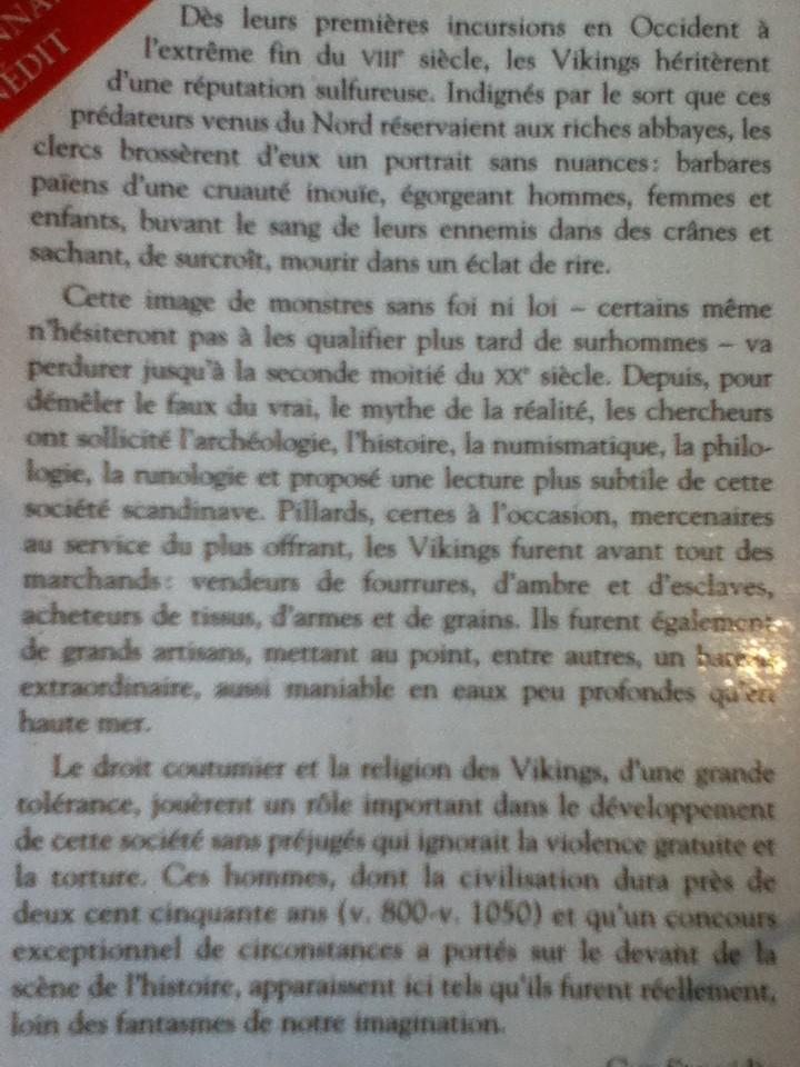 Les Vikings, histoire, mythes, dictionnaire (Régis Boyer) Img_0317