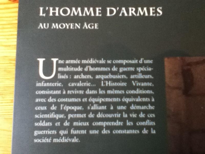 L'homme d'armes au Moyen Age (Florent Renaudin) Img_0322