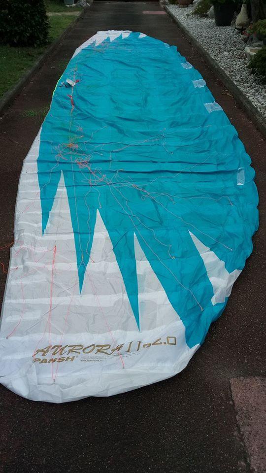 VENDUE PANSH Aurora II 22m. -- 200€ 20157910