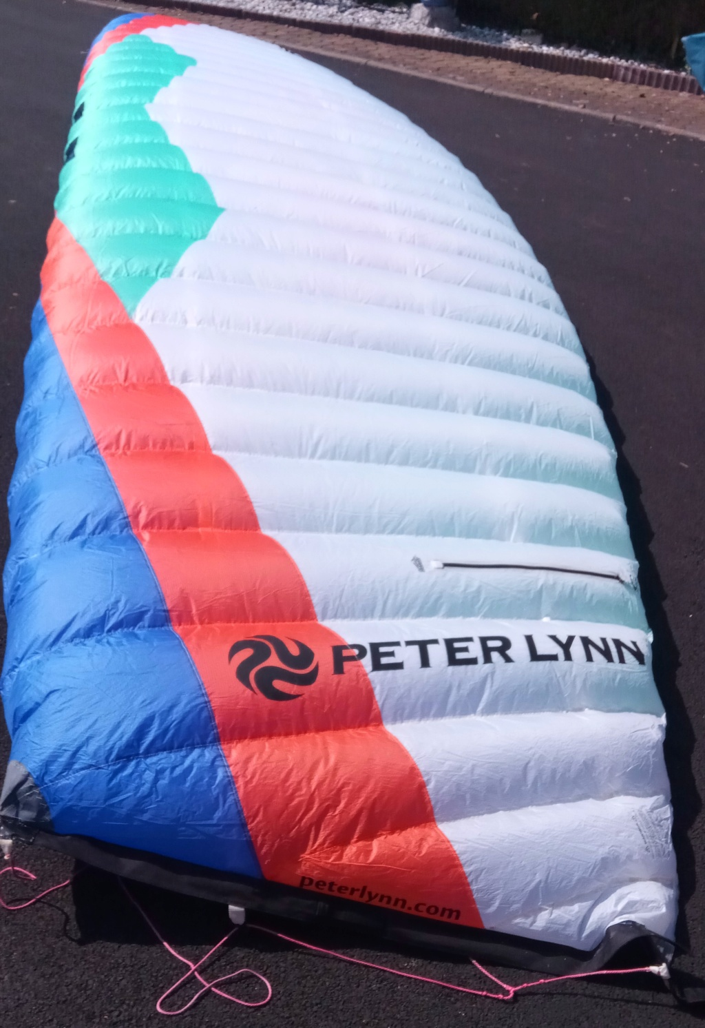 VENDUE Peter Lynn CHARGER II 15m² complète 500€ Img_2014