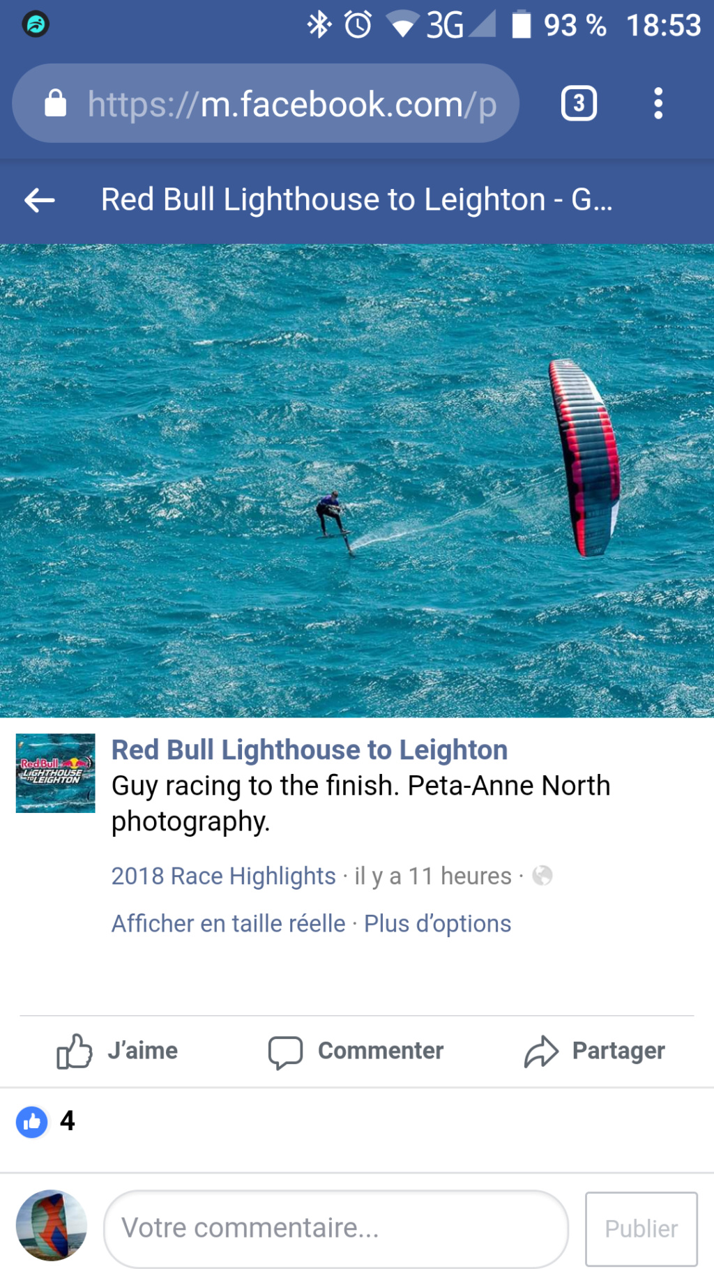 Red Bull Lighthouse to Leighton – A New Record Has Been Set! Screen11