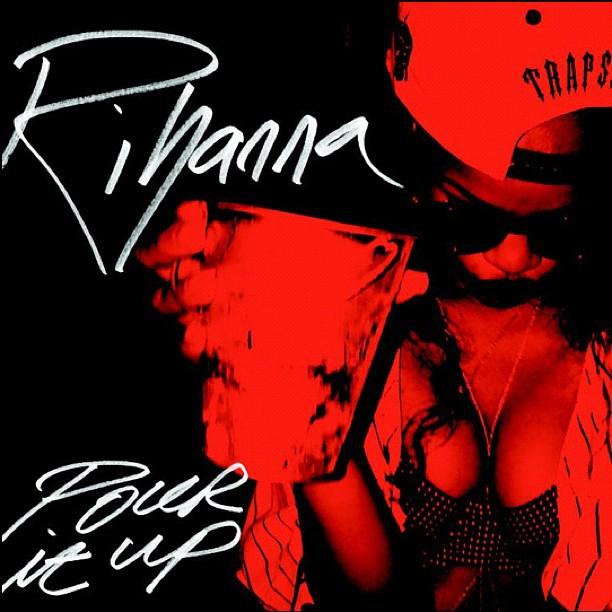 """Pochettes Singles """"Stay"""" et """"Pour it up""""  77ccad10"""