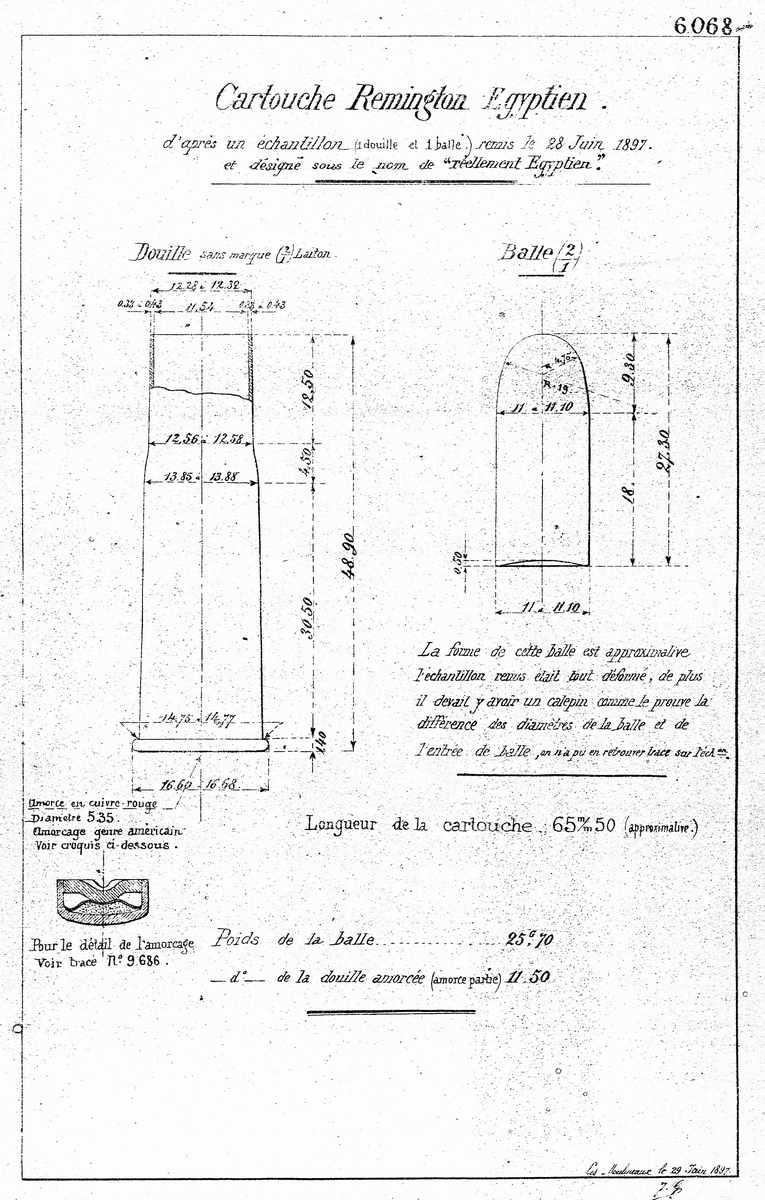 Recalibrer la balle cal .43 (pour 43 Egyptien) Cartou10