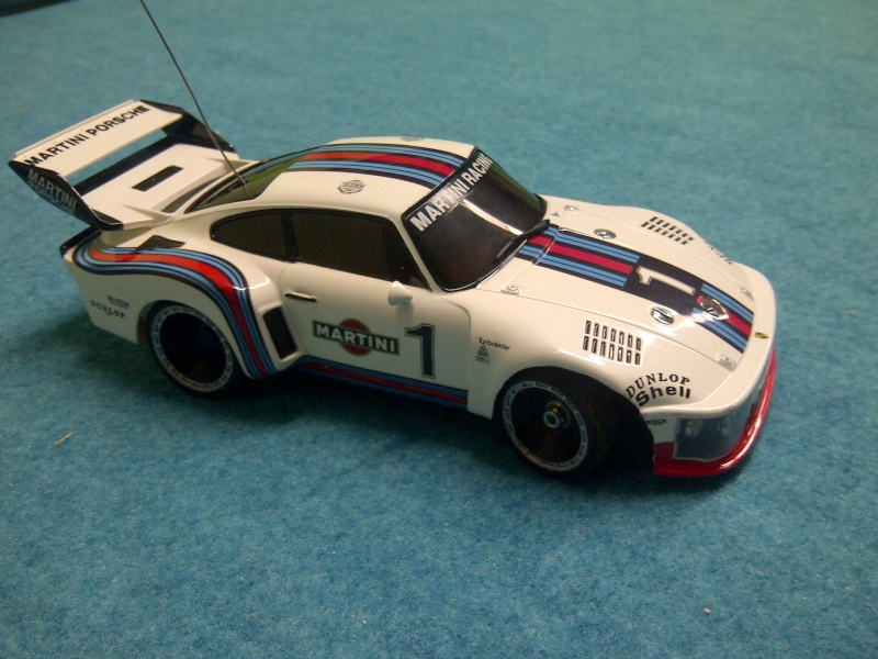 carrosserie porsche 935 turbo martini Rading11