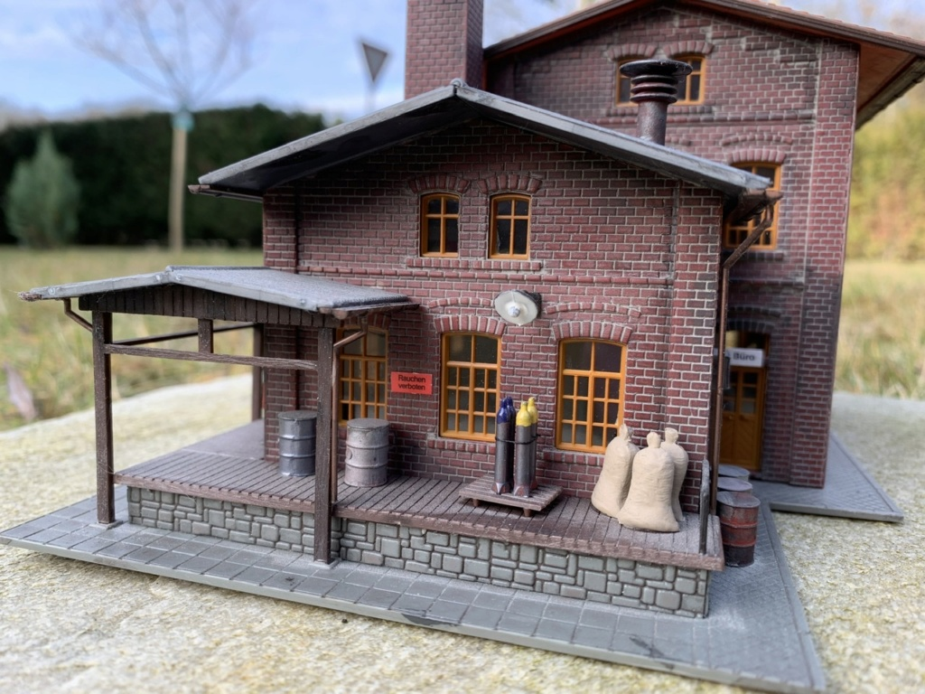 Bahnbauten - Auhagen / Pola / Kibri / Faller / Vollmer 0f2c8010