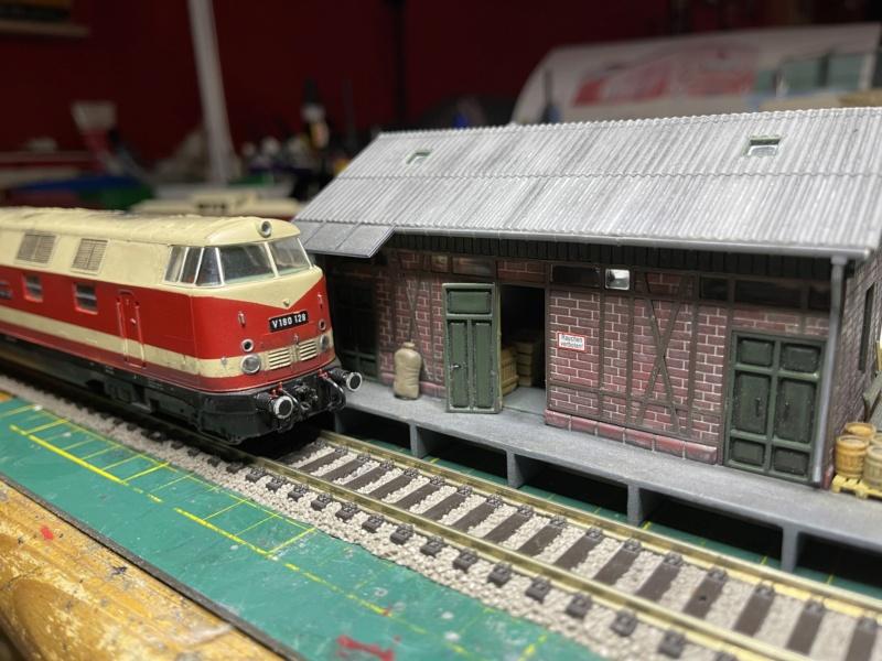 Bahnbauten - Auhagen / Pola / Kibri / Faller / Vollmer 1cd2e610