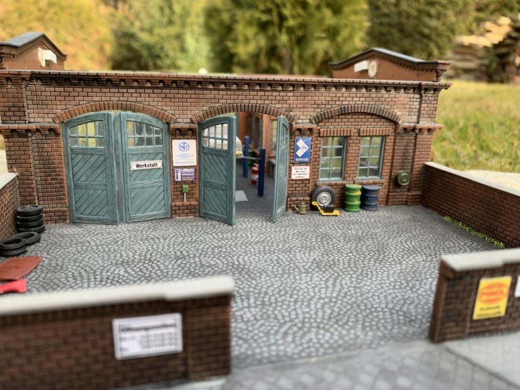Bahnbauten - Auhagen / Pola / Kibri / Faller / Vollmer 213d3410