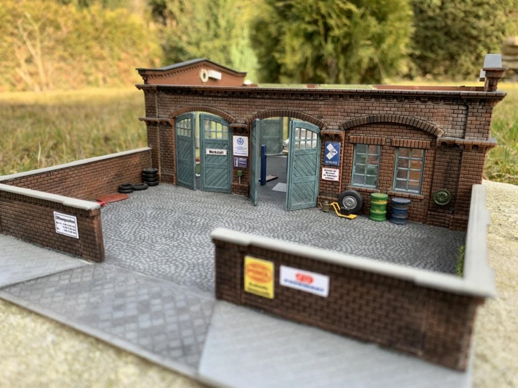 Bahnbauten - Auhagen / Pola / Kibri / Faller / Vollmer 3b938e10